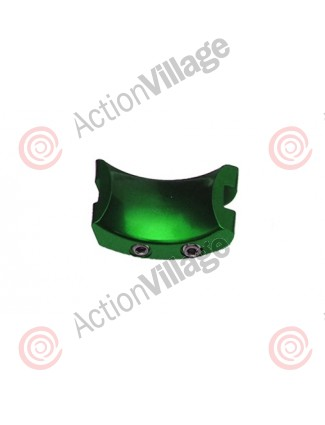 ANS Autococker Trigger Shoe - Green