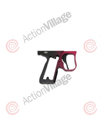 ANS Race Frame - Dust Black/Red W/ Black Trigger