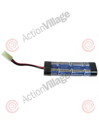 Intellect 9.6v 1600mAh Mini Battery