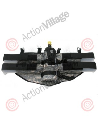 Gen X Global 4+1 Horizontal Paintball Harness - ACU Digital