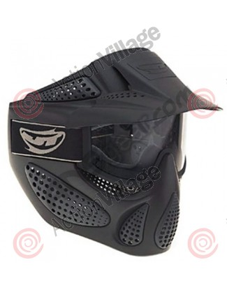 JT Invader Thermal Paintball Mask - Black