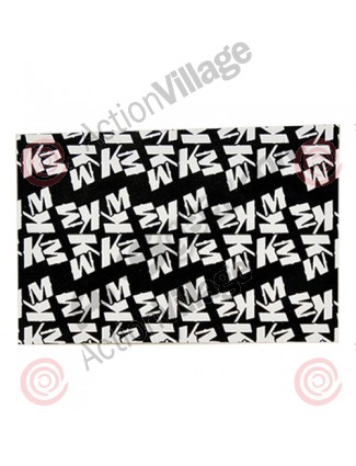 KM Paintball Sticker - Black