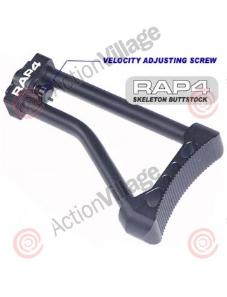 RAP4 Skeleton Buttstock - Tippmann A5