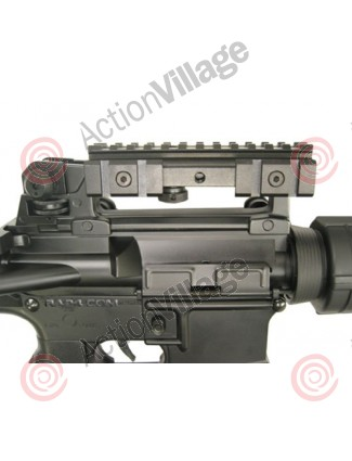 RAP4 Tri-Rail Base for M4 Style Carrying Handle
