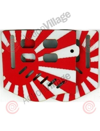 Stinger Paintball Designs Custom Soft Ears - Japanese Flag