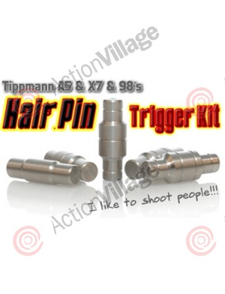 Techt Tippmann Hair Pin Trigger Upgrade Kit