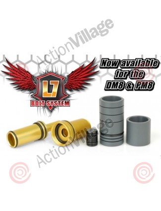 Techt DM8 Bolt Kit