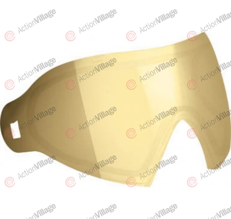 Dye I4 Thermal Mask Lens - Dyetanium Gold