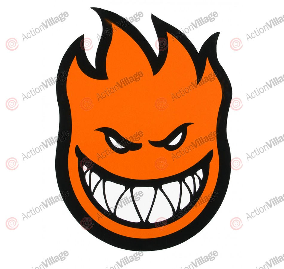 Spitfire Fireball Small - Sticker - Assorted Colors