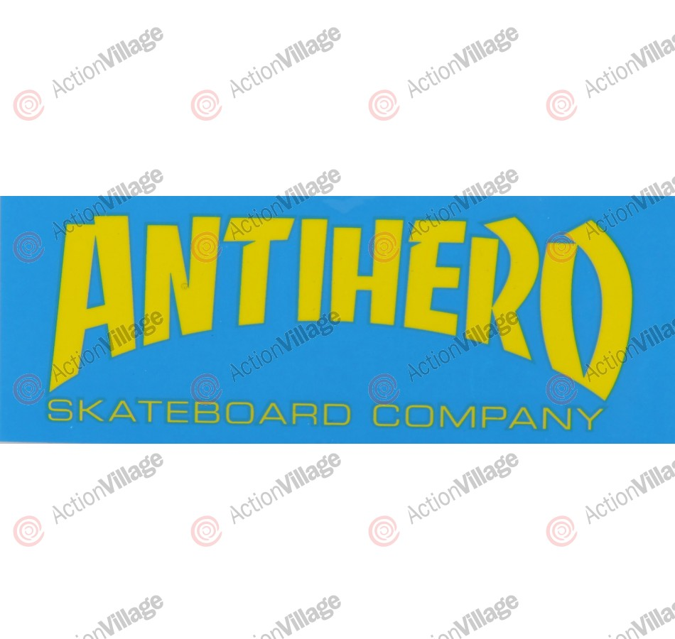 Anti-Hero Sk8 Company Small - Sticker - Assorted Colors