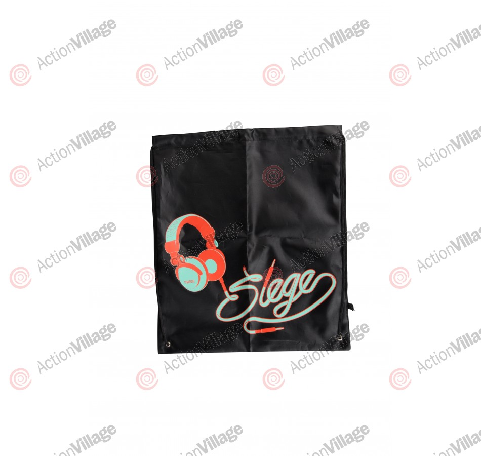 Siege Promo Bag - Black