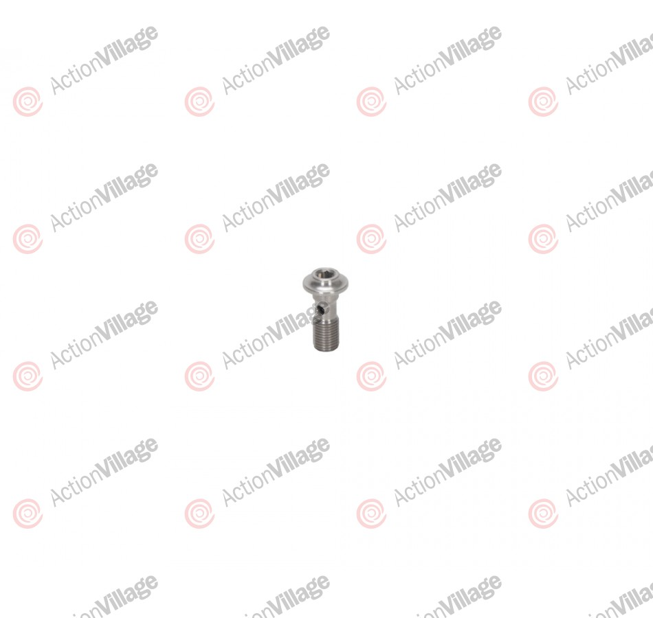 Shocktech Autococker Front Block Screw (Pre 2K) - Silver