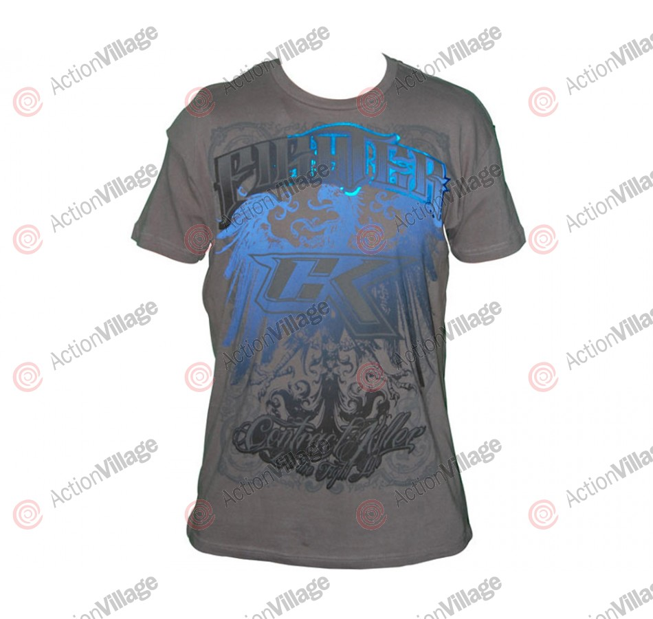Contract Killer Papagaio T-Shirt - Grey