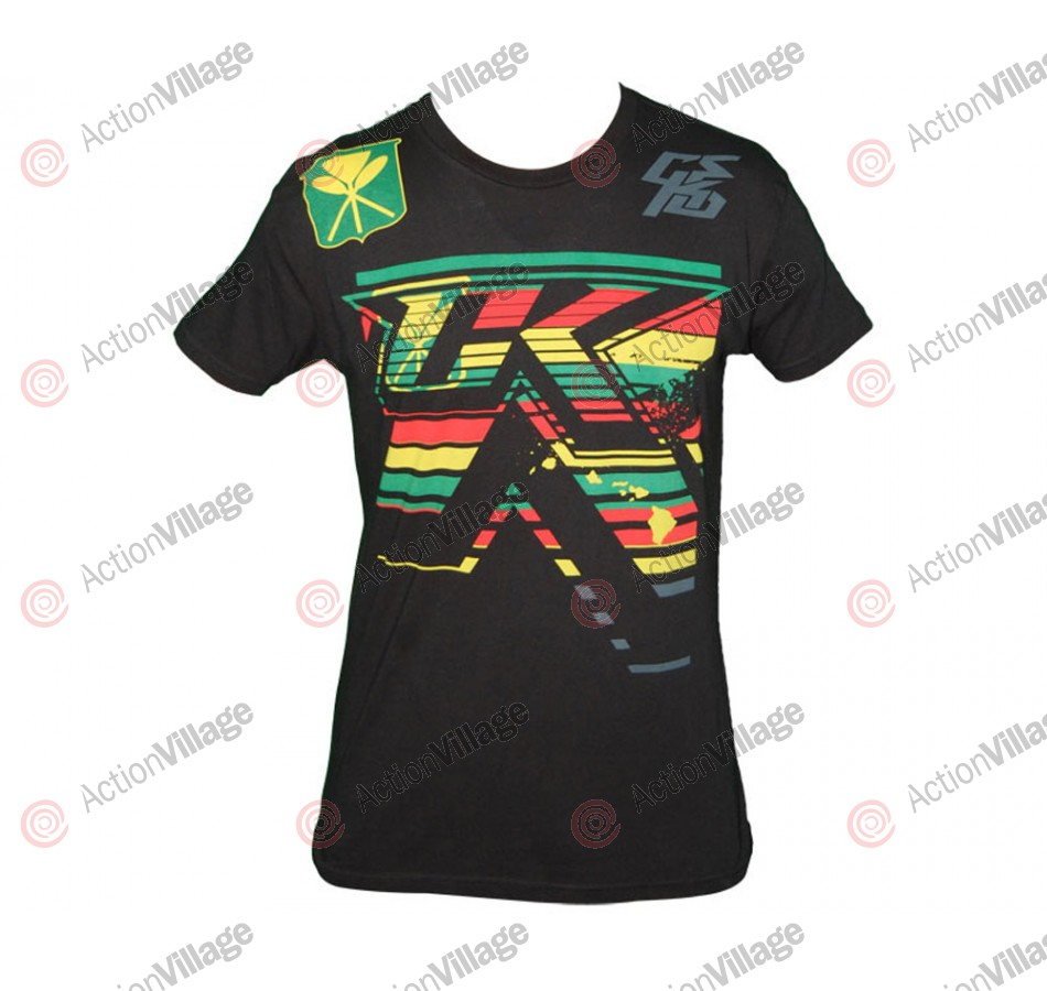 Contract Killer Kau Kau T-Shirt - Black