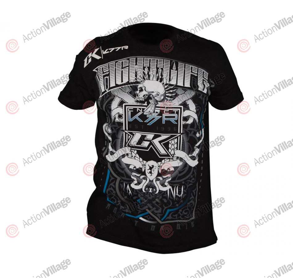 Contract Killer Adaptor T-Shirt - Black