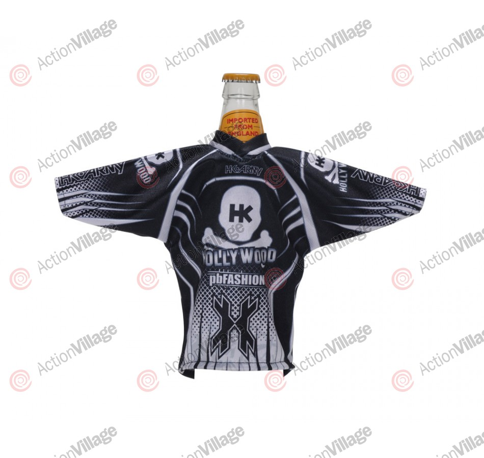 HK Army Mr. Bottle Mini Jersey - Black/White