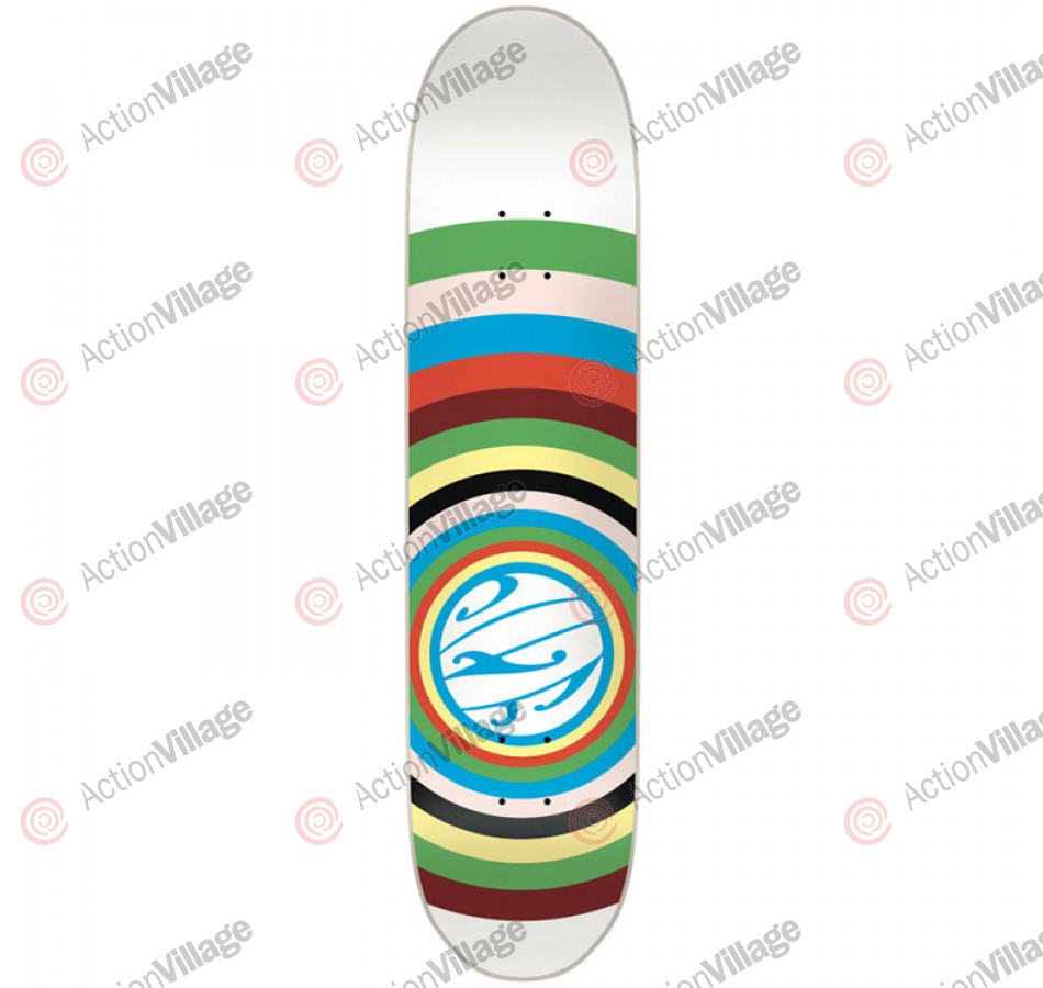 Flip Skateboards Team Spectrum Deck - 8.1 in x 32.0 in