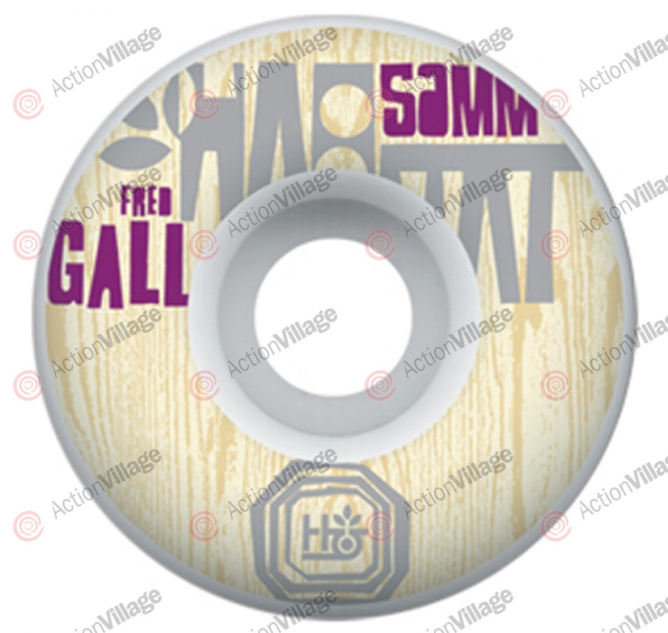 Habitat Terratone - Fred Gall (Set of 4) - 56mm - Skateboard Wheel