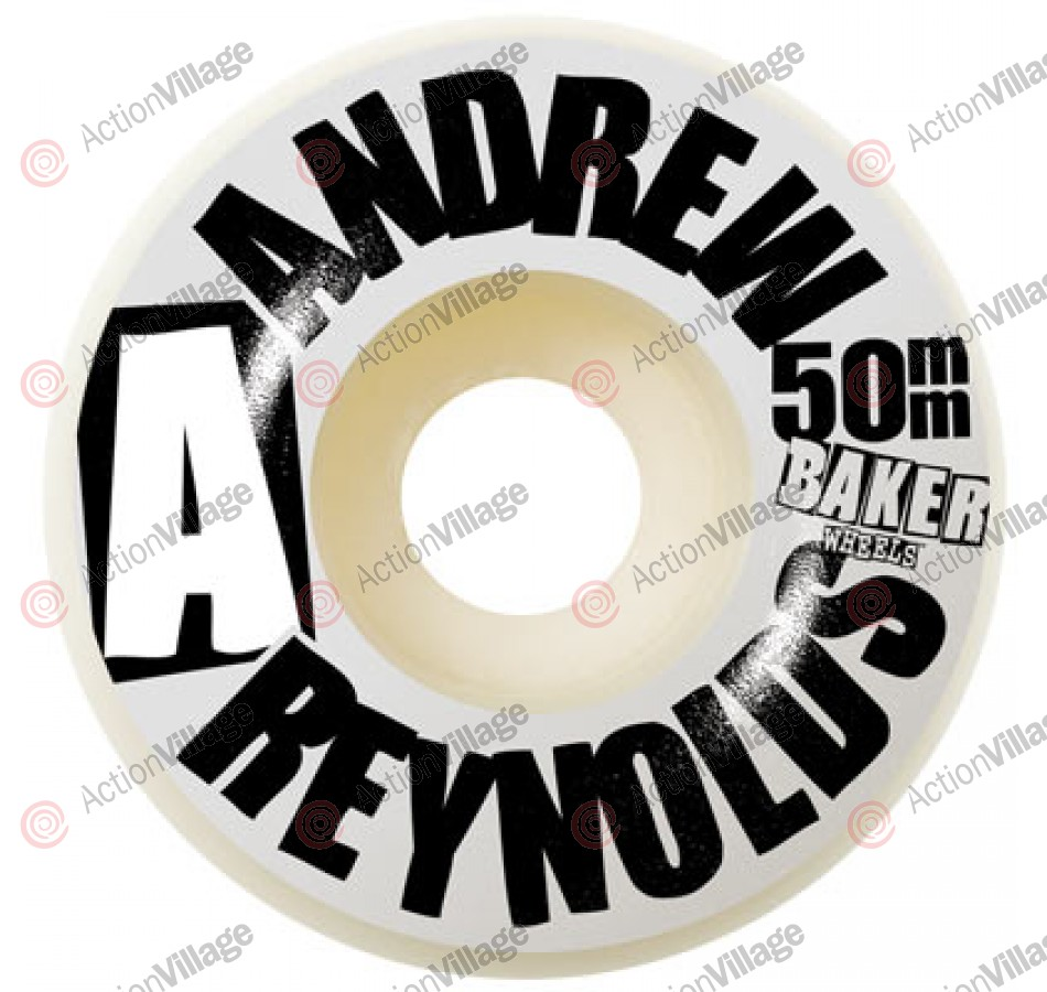 Baker Wheels Reynolds Original A - 50mm - Skateboard Wheels