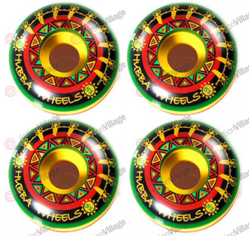 Hubba Wheels Zions 51mm - Skateboard Wheels