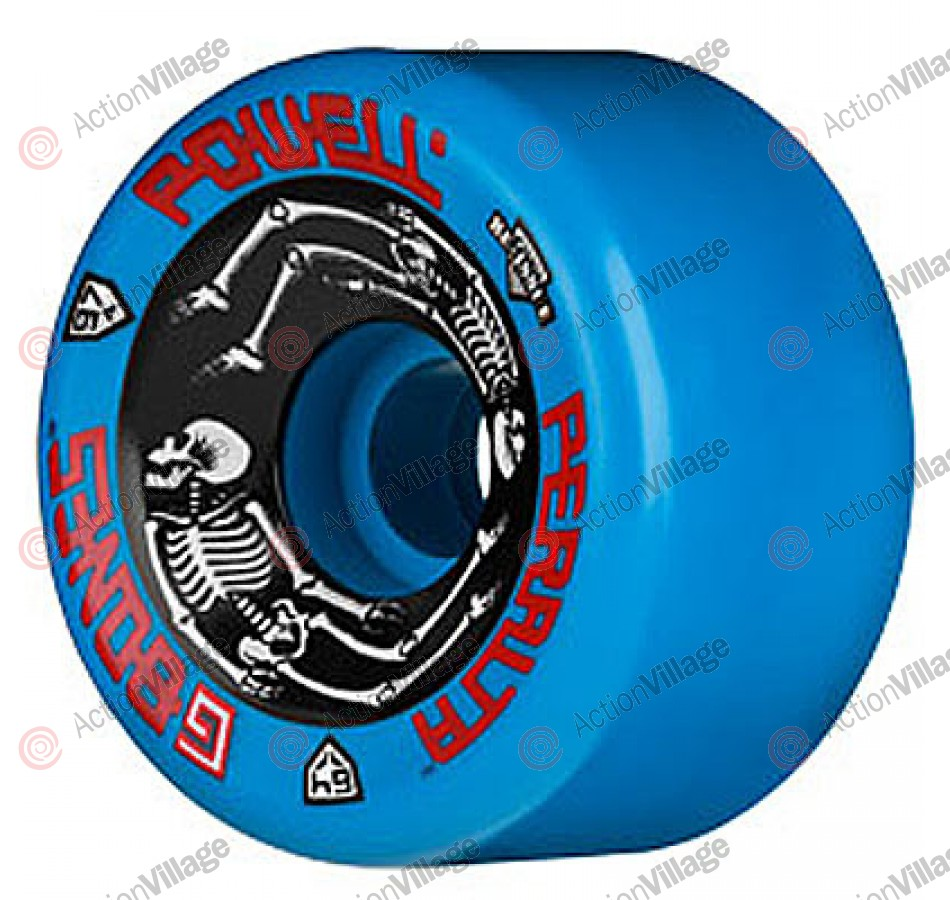 Powell G-Bones - 64 - Blue - Skateboard Wheels