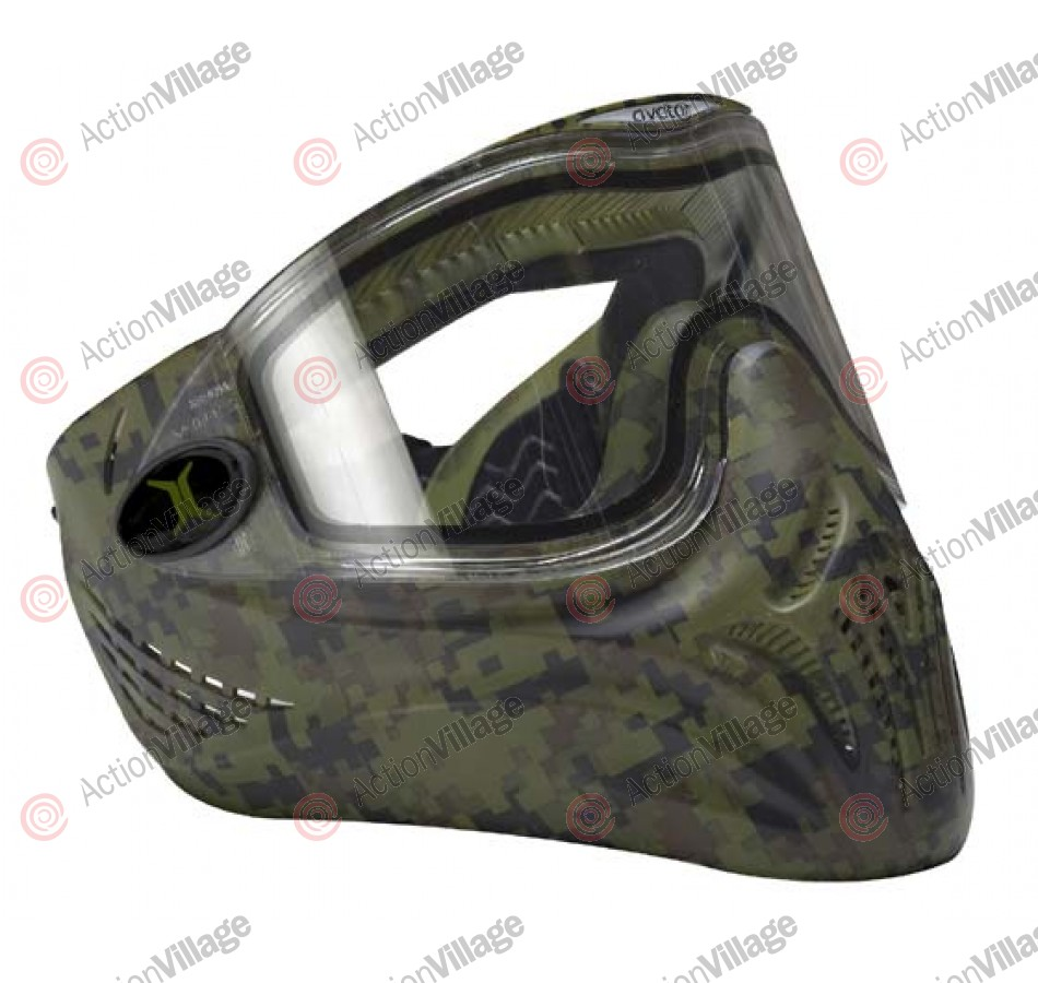 Invert Avatar Thermal Paintball Goggles - BT Edition