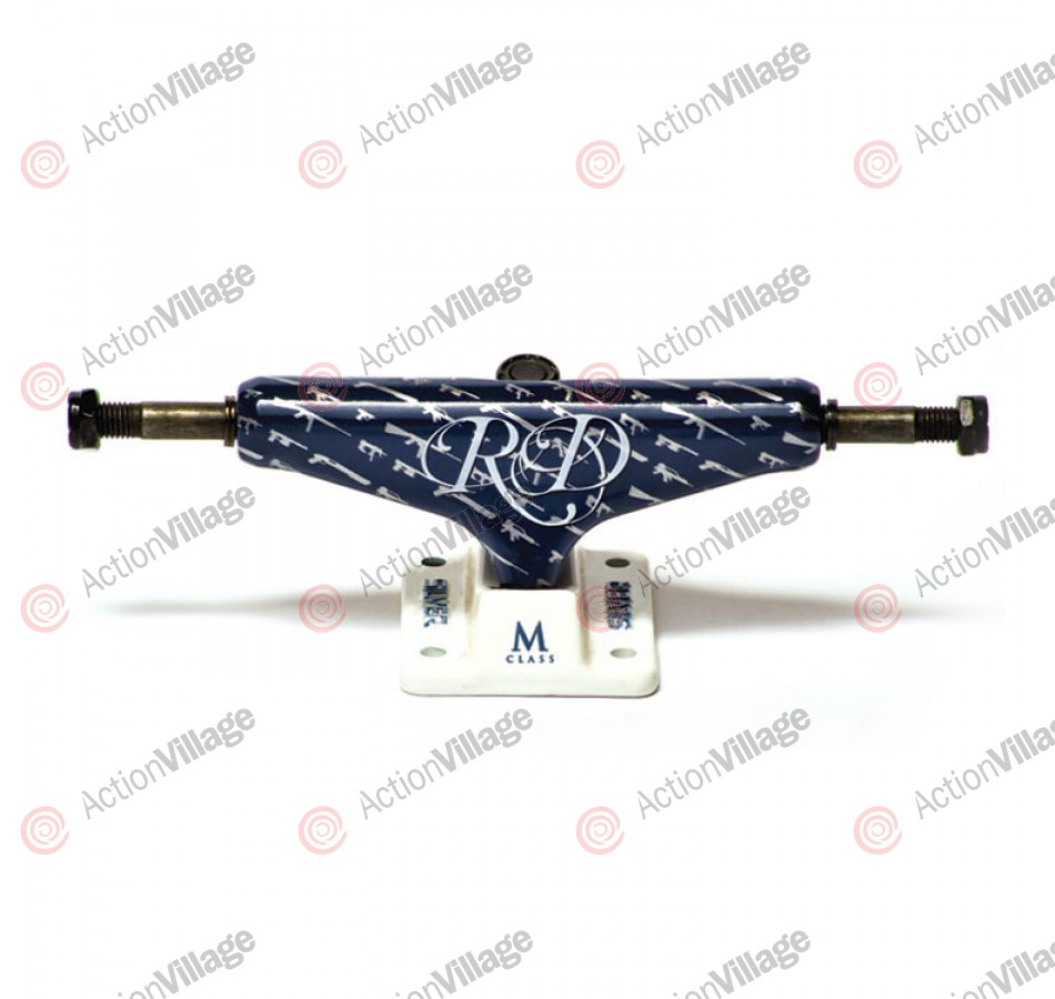 Silver M Class (Set of 2) - 7.5 Inch - Icon Rob Dyrdeke - Skateboard Trucks