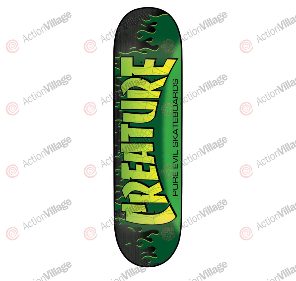 Creature The Bible SM - 31.6in x 8in - Skateboard Deck
