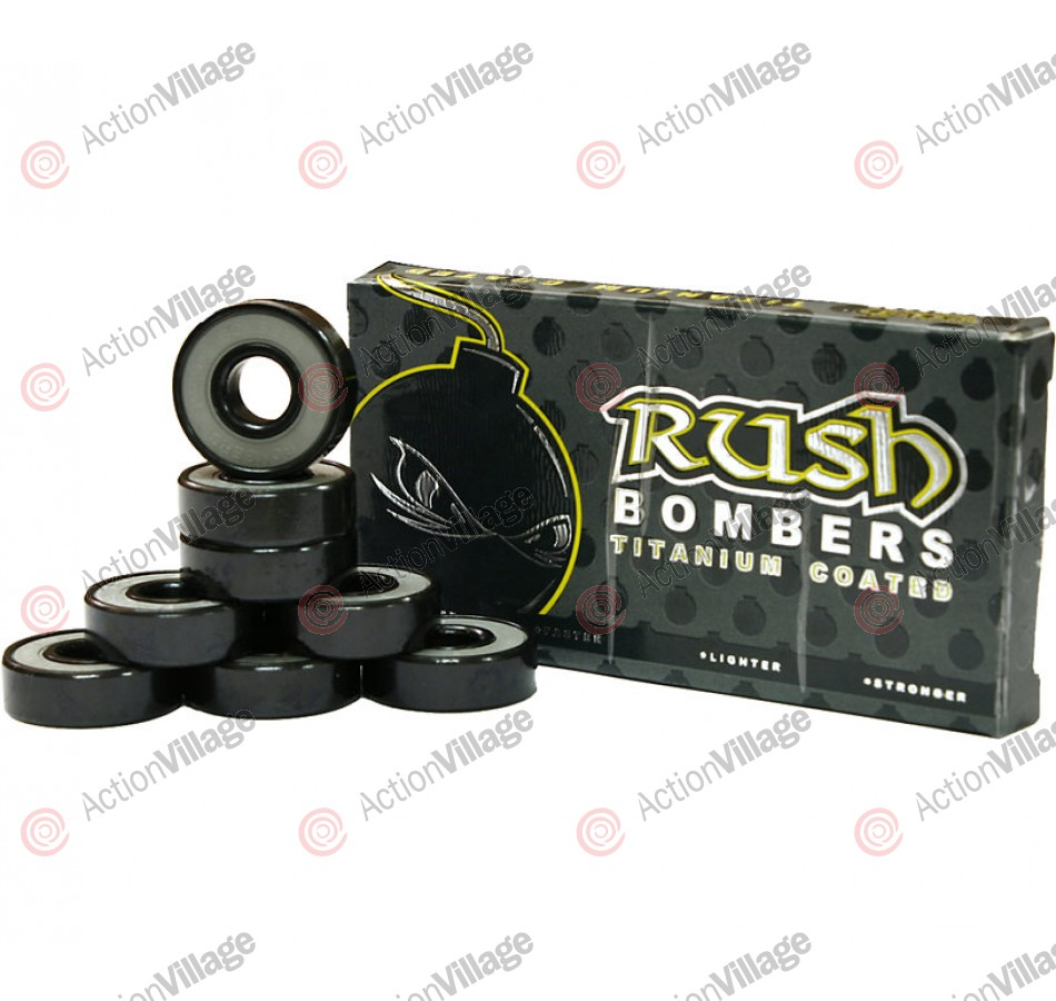 Rush Bearings Bomber - Skateboard Bearing