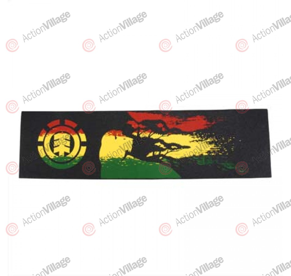 Element Irie - Black - Skateboard Griptap