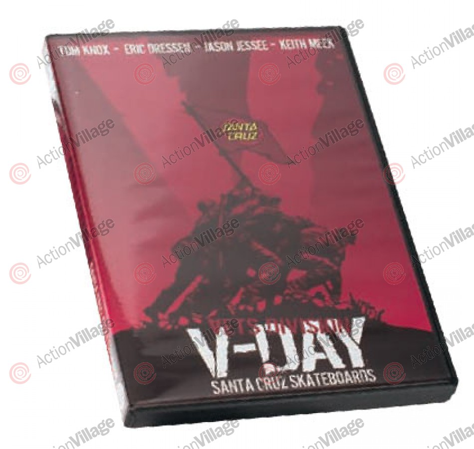 Santa Cruz Team Vets Division V-Day - DVD