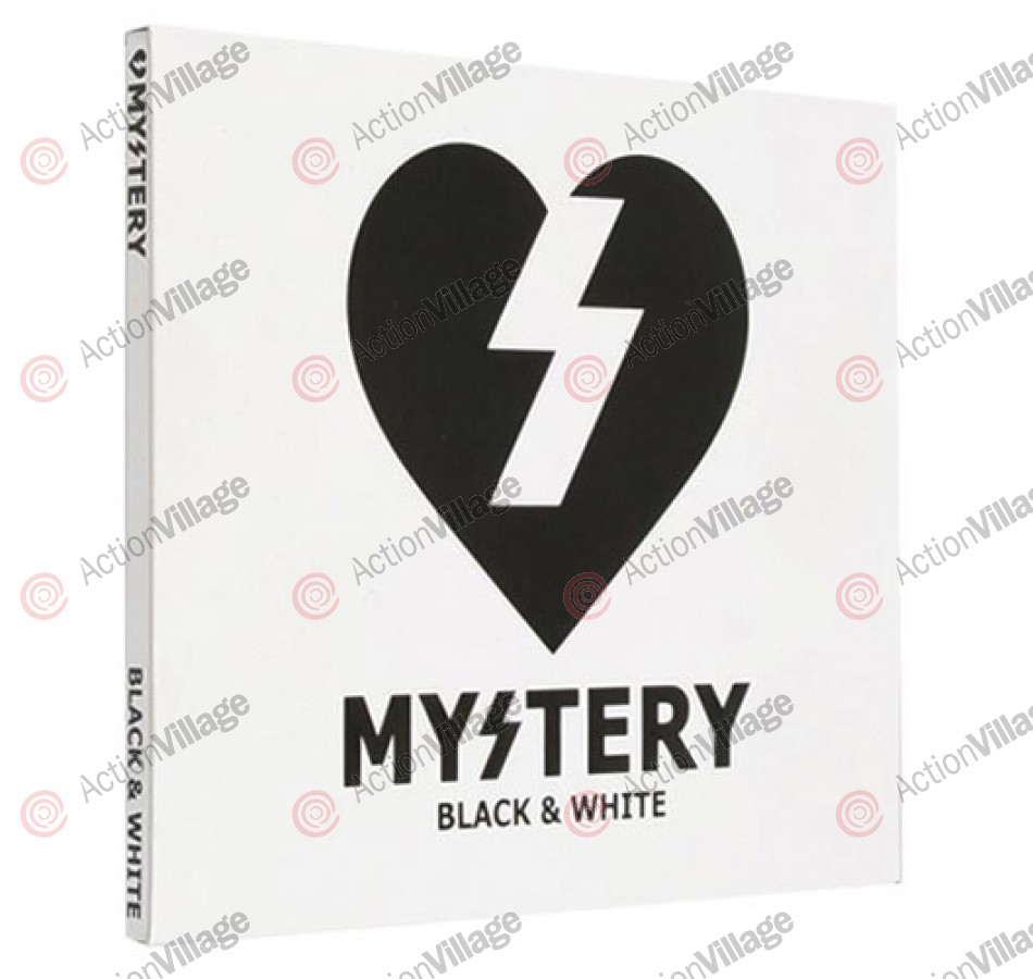 Mystery DVD Black & White - DVD