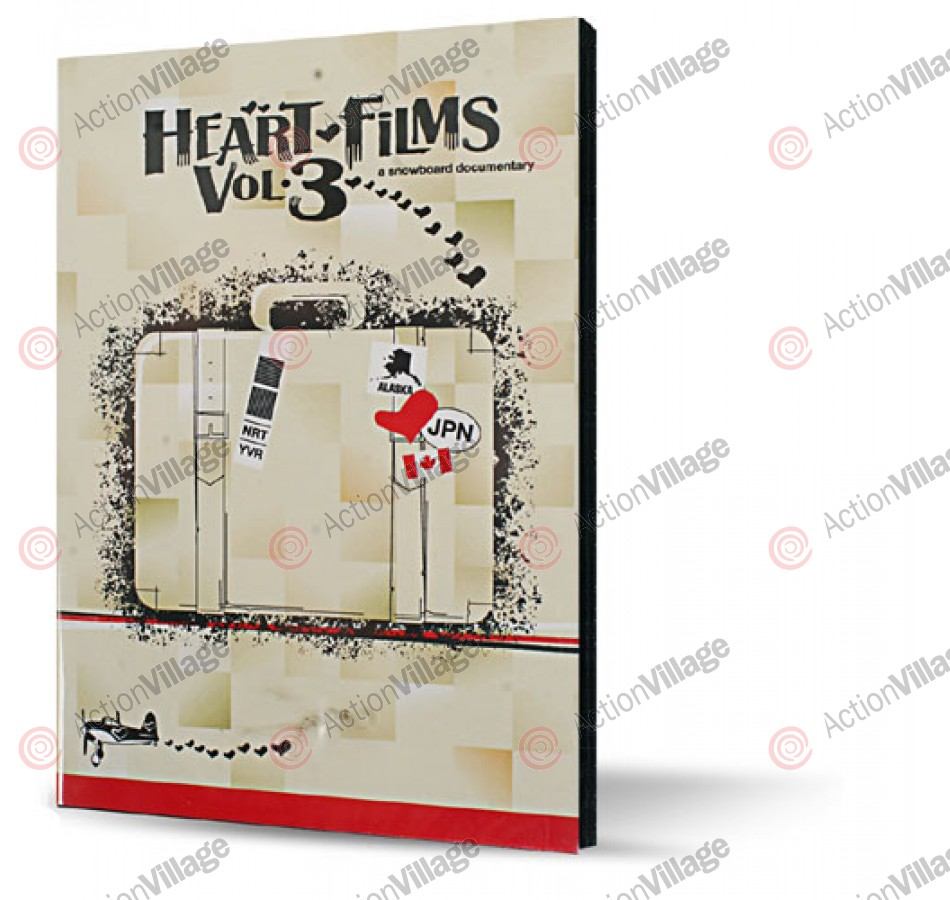 Heart Films Tadashi Fuse Volume 3 - DVD