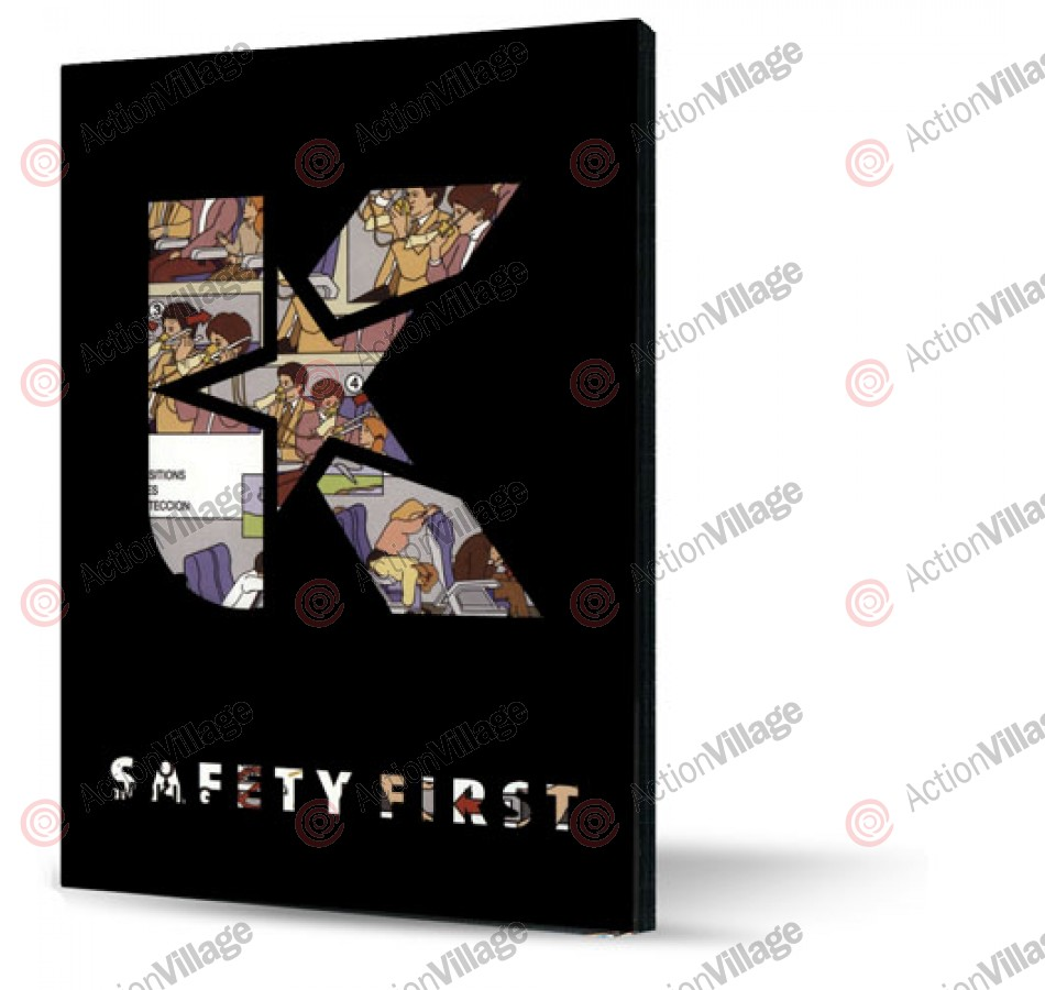 Kink Safety First DVD - DVD