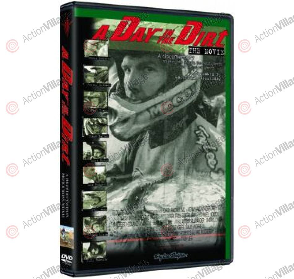 Troy Lee Designs A Day in the Dirt - DVD