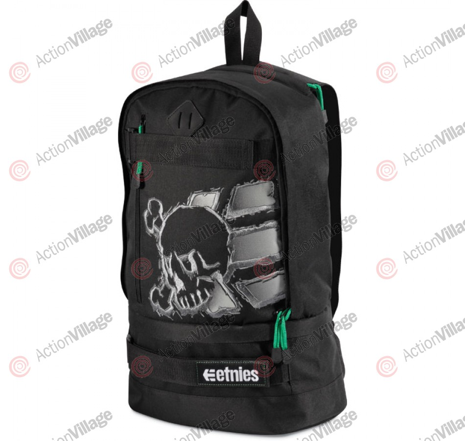 Etnies Transport - Black/Green - Backpack
