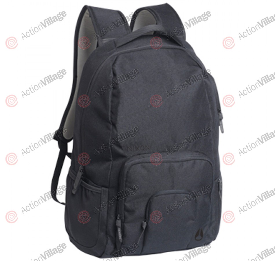 Nixon Ground - Black - Backpack