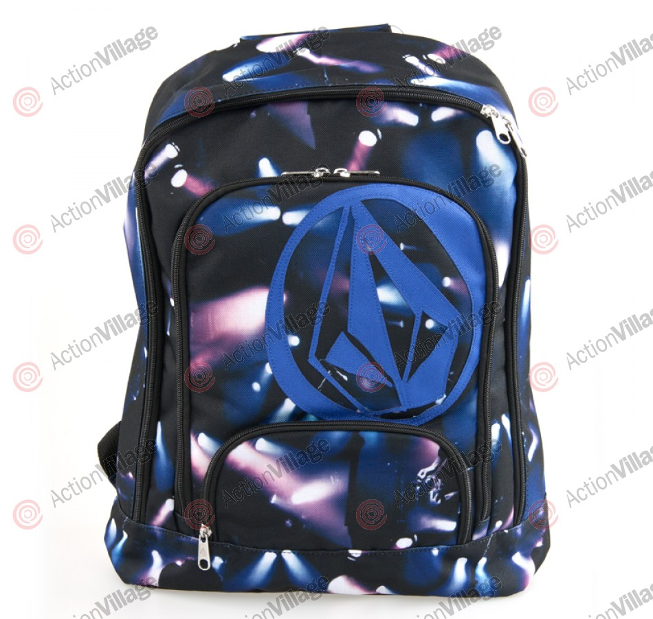 Volcom Schooly V - Party Monster Blue - Backpack