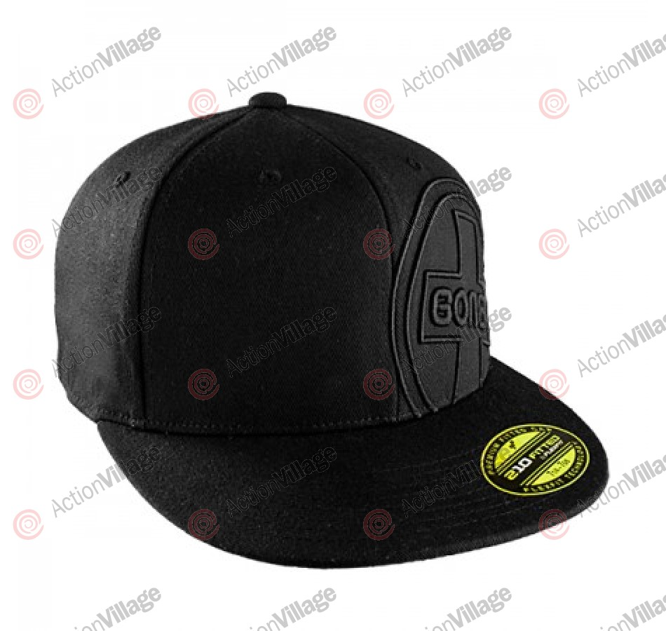 Bones Circle Swiss 3D LG/XL - Black - Mens Hat