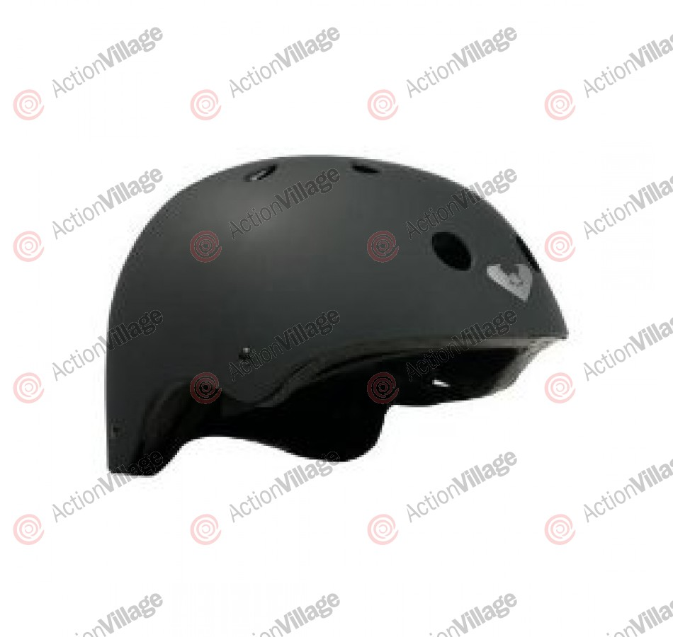 Viking - Flat Black - One Size Fits All - Helmet