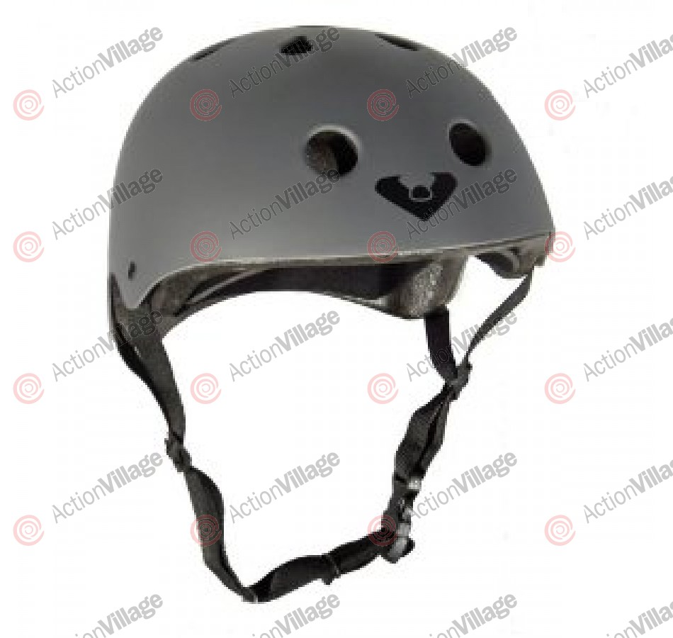Viking - Flat Gray - One Size Fits All - Helmet