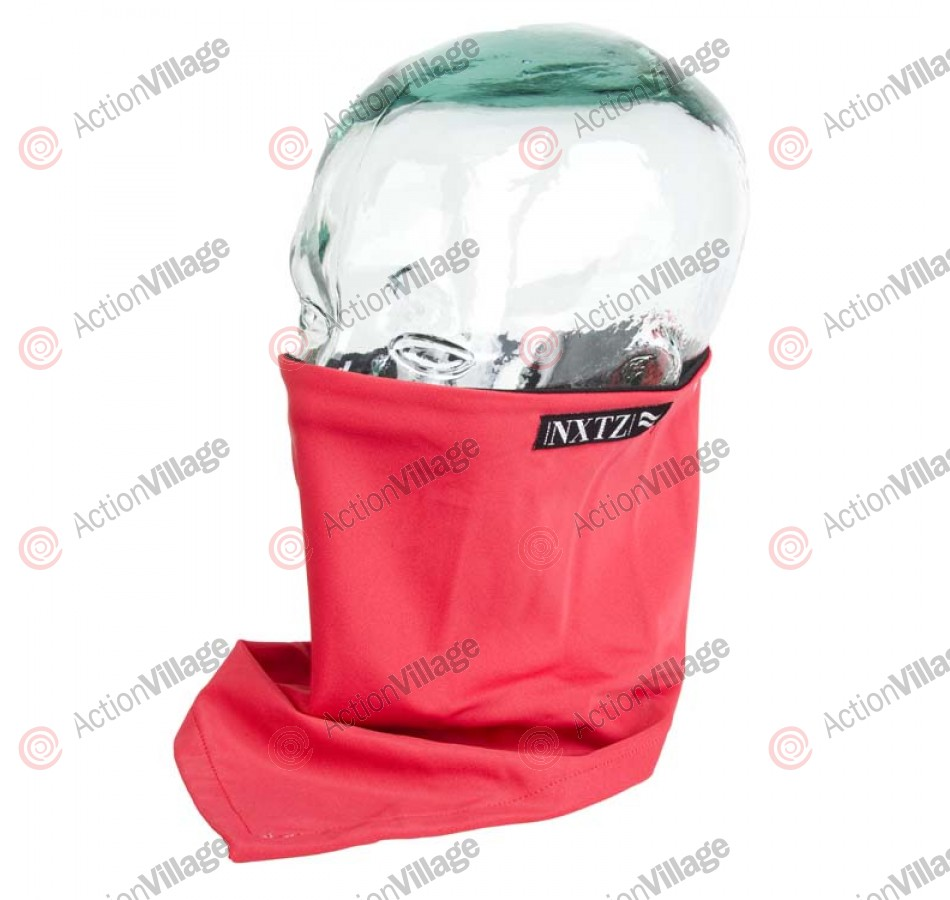 NXTZ Bandana Facemask - Red - Face Wrap