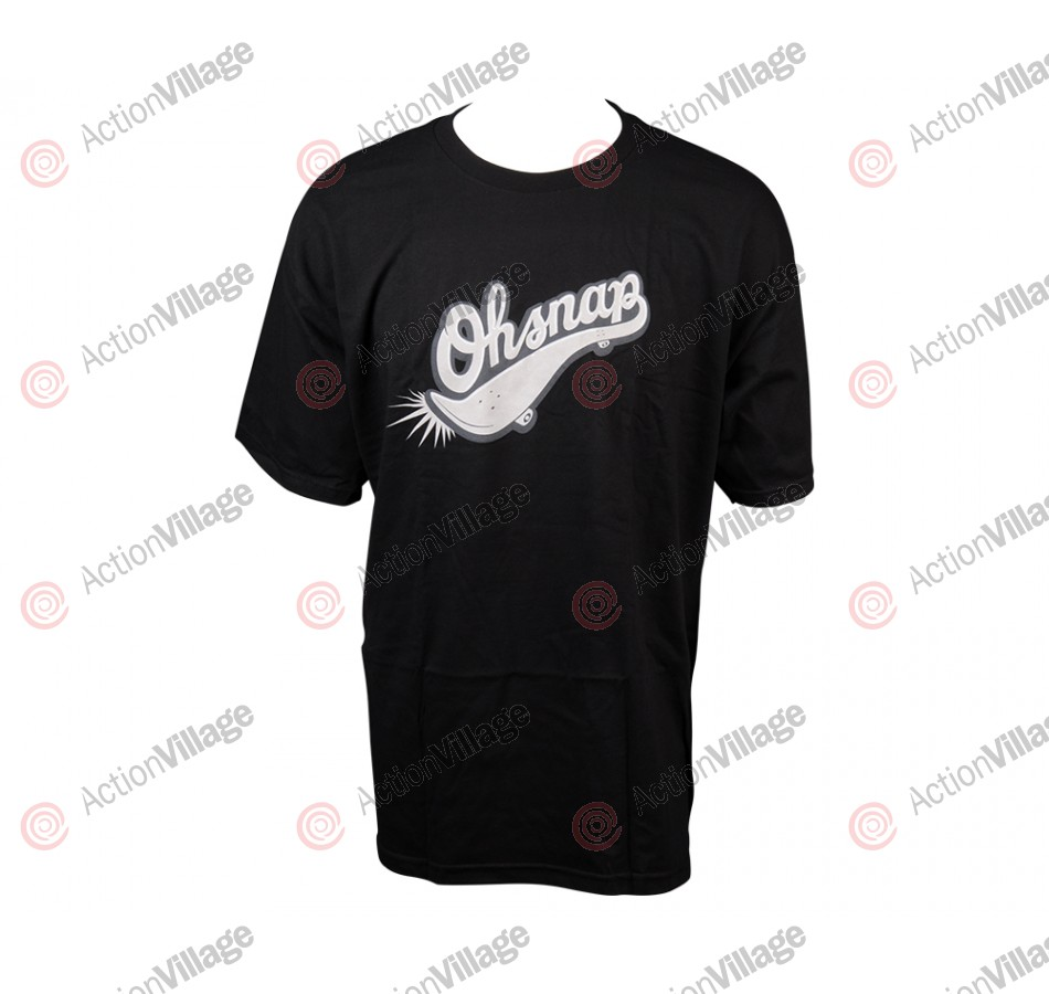Blind Oh Snap S/S Tee - Black - Mens T-Shirt