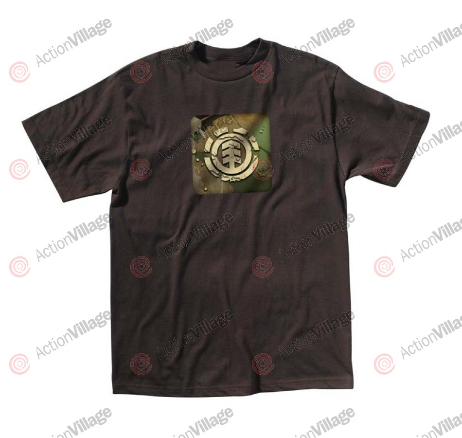 Element Splat - Dark Grey - Men's T-Shirt
