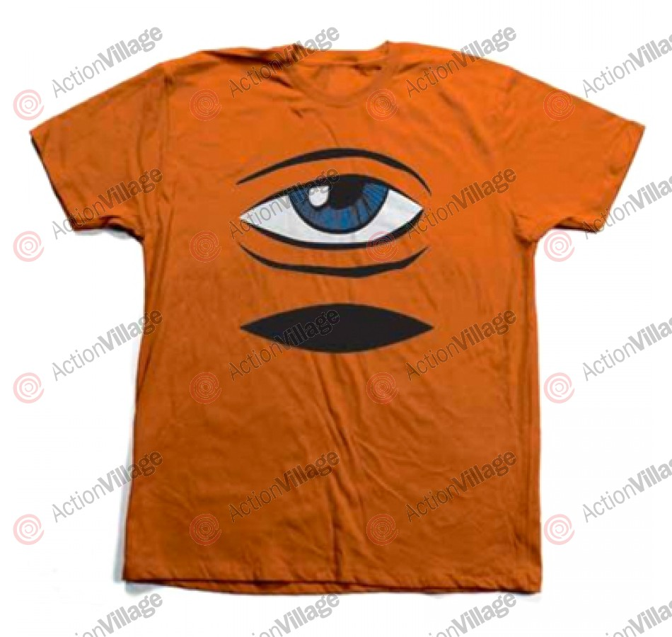 Toy Machine Sect Face - Orange - Men's T-Shirt