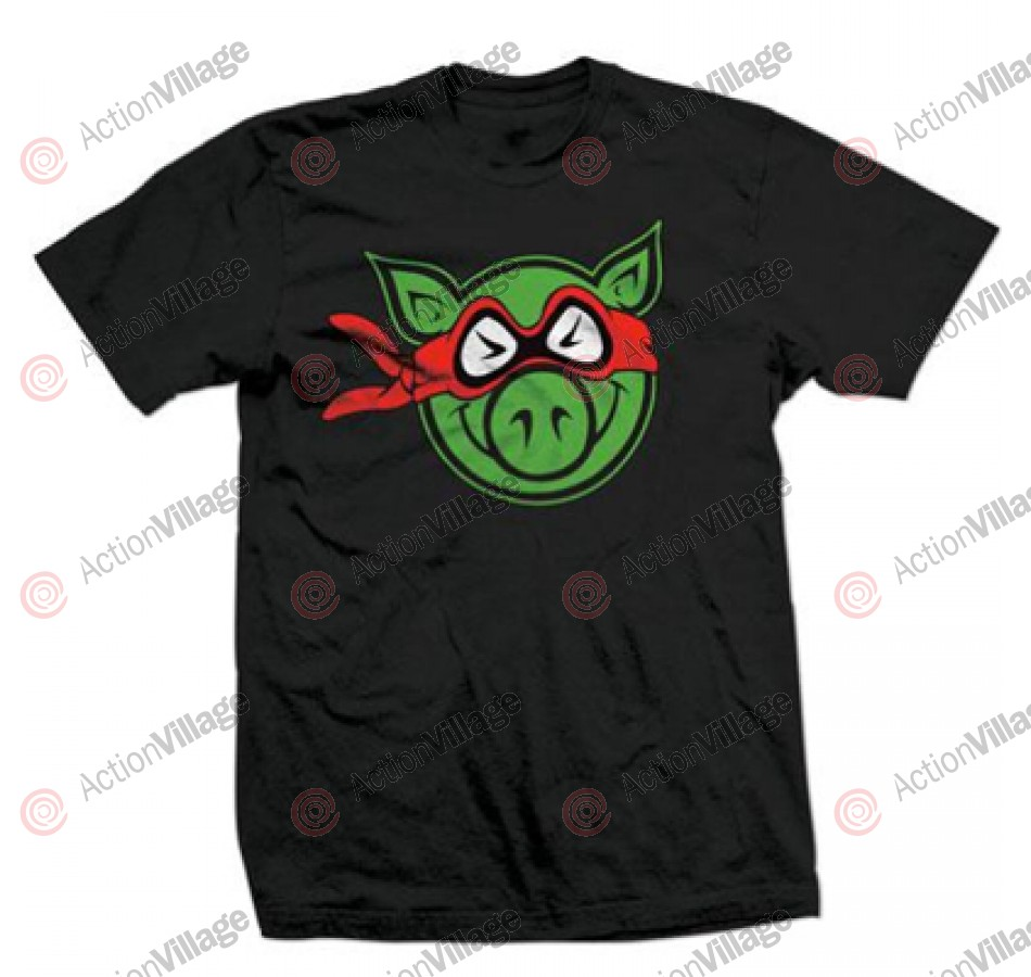 Pig T.M.P.H. - Black - Men's T-Shirt