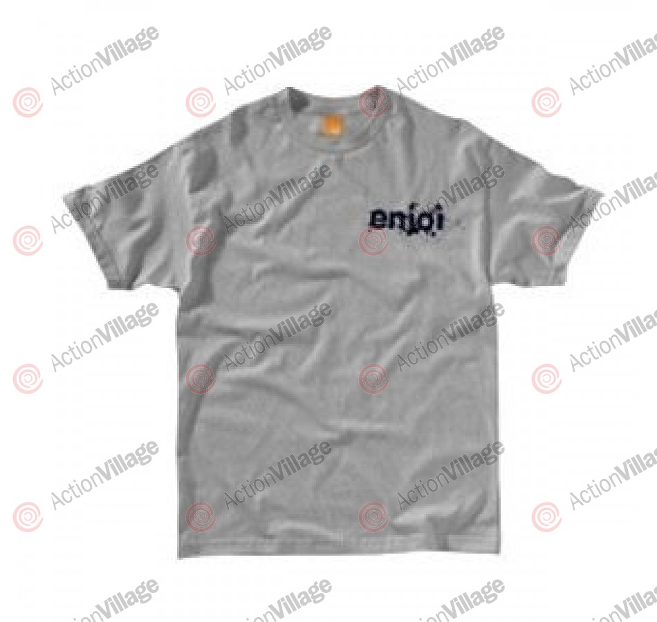 Enjoi Oops S/S Tee - Metal - T-Shirt