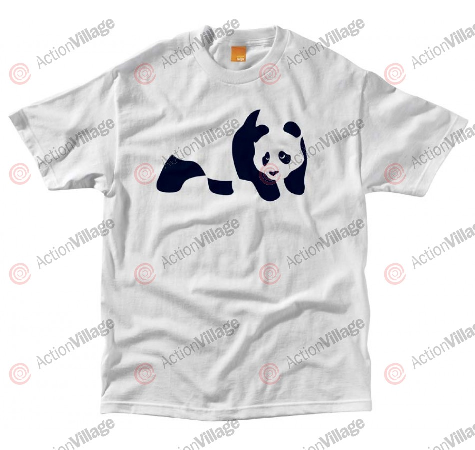 Enjoi Panda S/S - White - T-Shirt