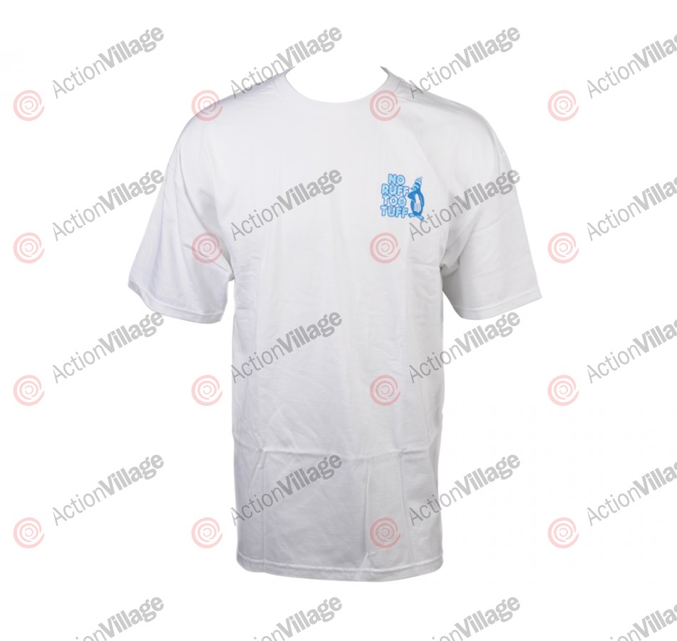 Real Slick Shirt - White - T-Shirt