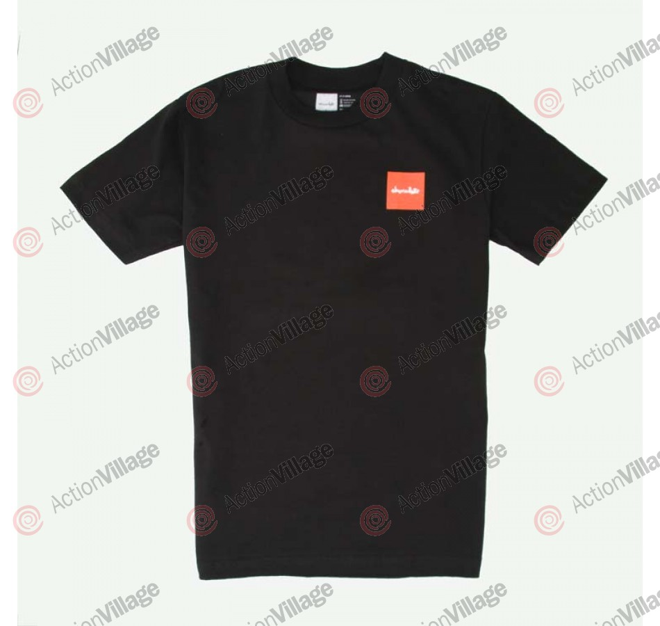 Chocolate Color Line - Black - Men's T-Shirt